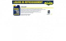 Liquide de refroidissement coolant , , 1L PUTOLINE