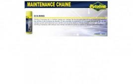 Graisse chaine O/X Ring (aerosol), 500ML PUTOLINE