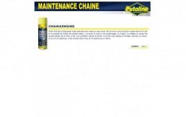 Nettoyant chaine (aerosol ), , 500ML PUTOLINE