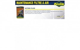 Huile filtre a air action fluid , , 1L PUTOLINE