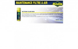Huile filtre a air biodegradable pour mousse (aerosol), , 600ML PUTOLINE