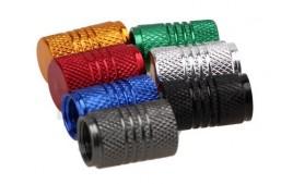 Paire de bouchons de valves 7 couleurs