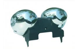 Enjoliveur de compteur adapt. KAWASAK ER5 - ZR7 - ZRX 1100