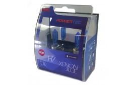 Ampoules Xenon Bleu H7