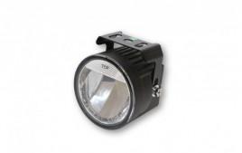 LED-brouillard lumière, noir HIGHSIDER