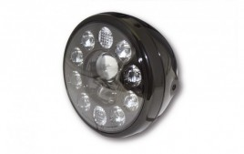 7 pouces LED Phare RENO HIGHSIDER
