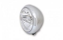 VOYAGE HD-STYLE LED-Phare, 7 pouces HIGHSIDER