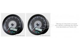 Compte tour DAYTONA VELONA 80mm 9000trs/mn et vitesse LCD