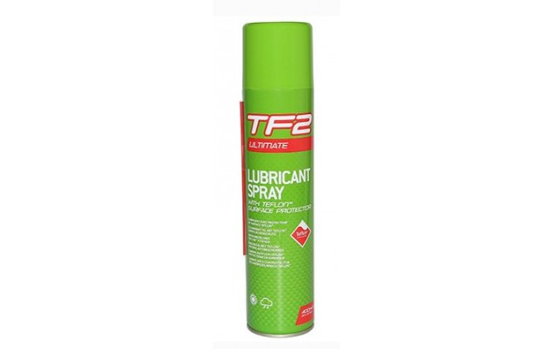 LUBRIFIANT MOTO WELDTITE TF2 ULTIMATE AU TEFLON (SPRAY 400ml)
