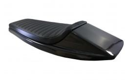 Selle flat track noire C-RACER