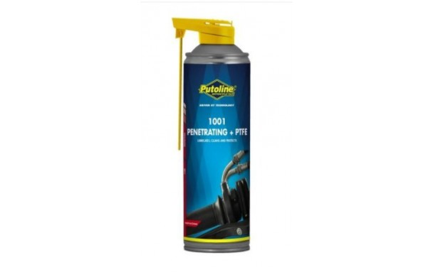 Lubrifiant Putoline Penetrating 1001 spray 500ml