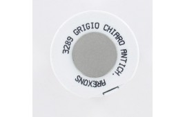 Bombe de peinture spécial métaux Gris clair Antique - 400ml