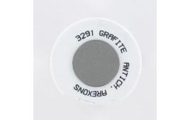 Bombe de peinture spécial métaux Graphite Antique - 400ml