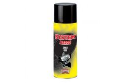 Spray Zinc d'or 400 ml Anti-corrosion Répare Corrosion plastique fibre de verre et métal Arexons