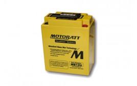 Batterie MOTOBATT MB12U (4 poles)