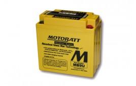 Batterie MOTOBATT MB9U (4 Poles)