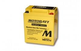 Batterie MOTOBATT MBTX7U (2 poles)