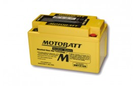 Batterie MOTOBATT MBTZ10S (4 poles)
