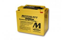 Batterie MOTOBATT MBTX20U (4 poles)
