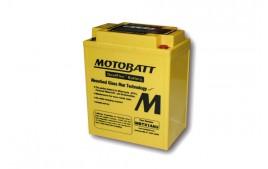 Batterie MOTOBATT MBTX14AU (4 poles)