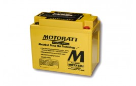 Batterie MOTOBATT MBTX12U (4 poles)