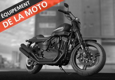 Équipement de la moto